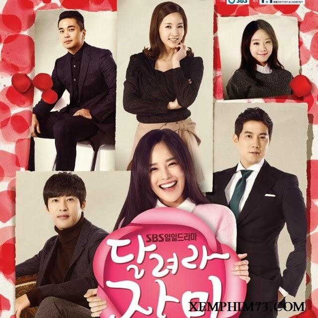 Phim Lối Đi Hoa Hồng-Way to Go, Rose (2015)
