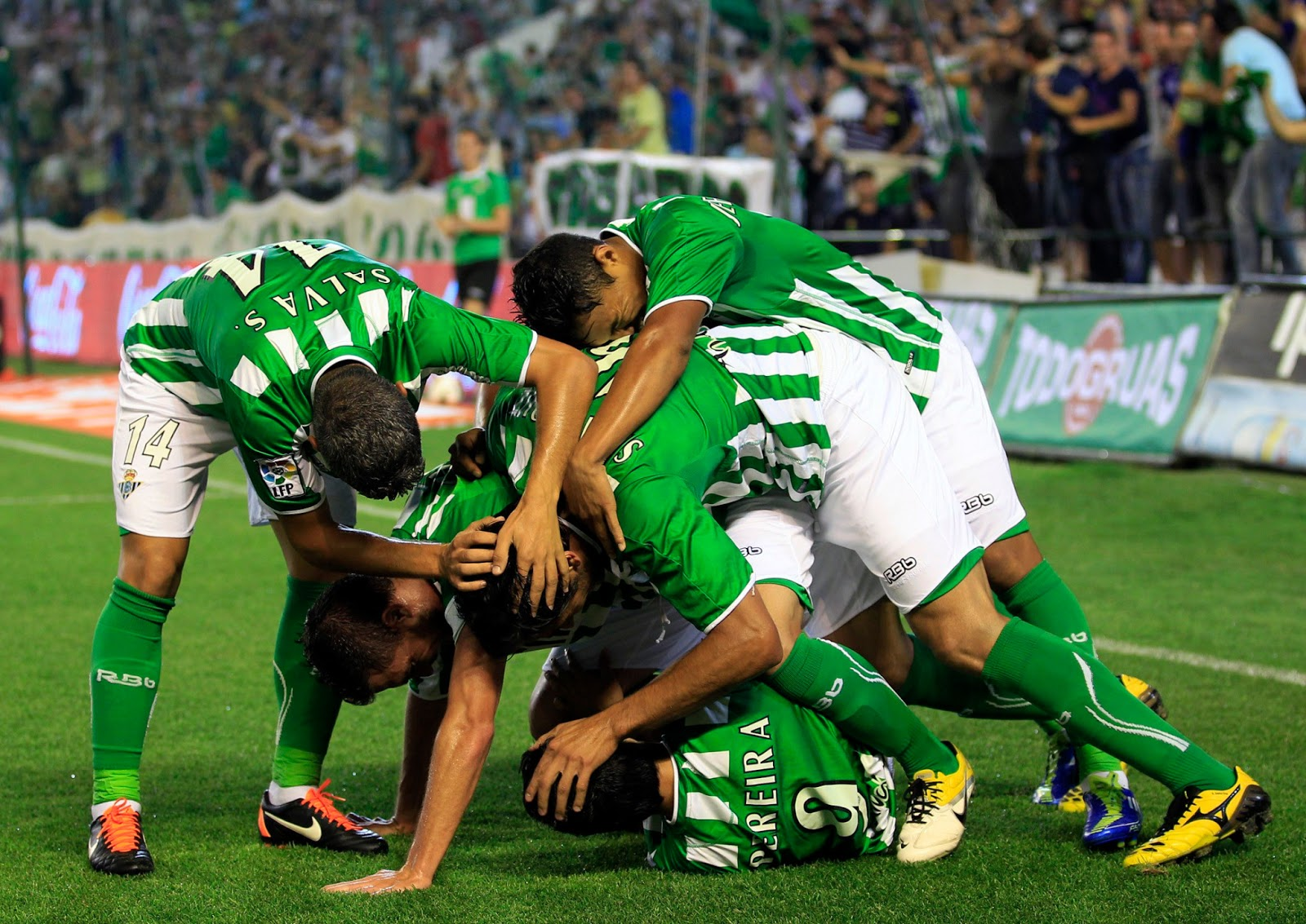 Prediksi Skor Mallorca vs Real Betis 21 Mei 2013