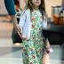 May 2014: Suri arrives at LAX