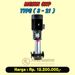 MESIN CNP 3 - 21