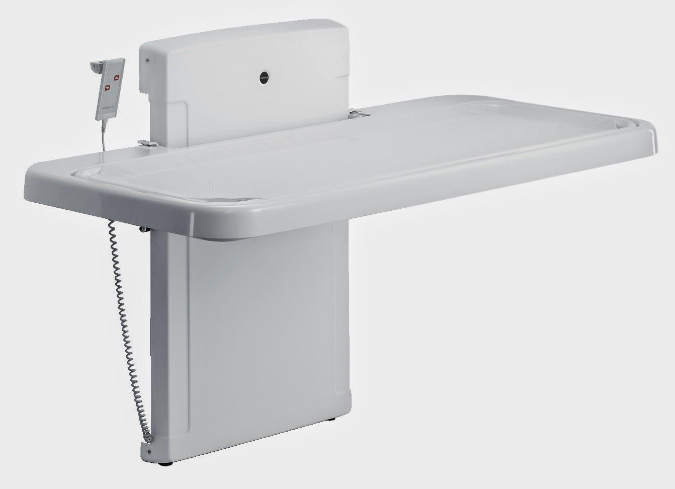 Powered nursing benches 2000 - R8468000