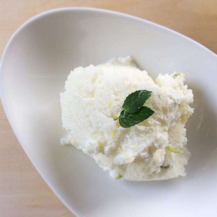TabiEats: No-Churn Lemon Lime Ice Cream