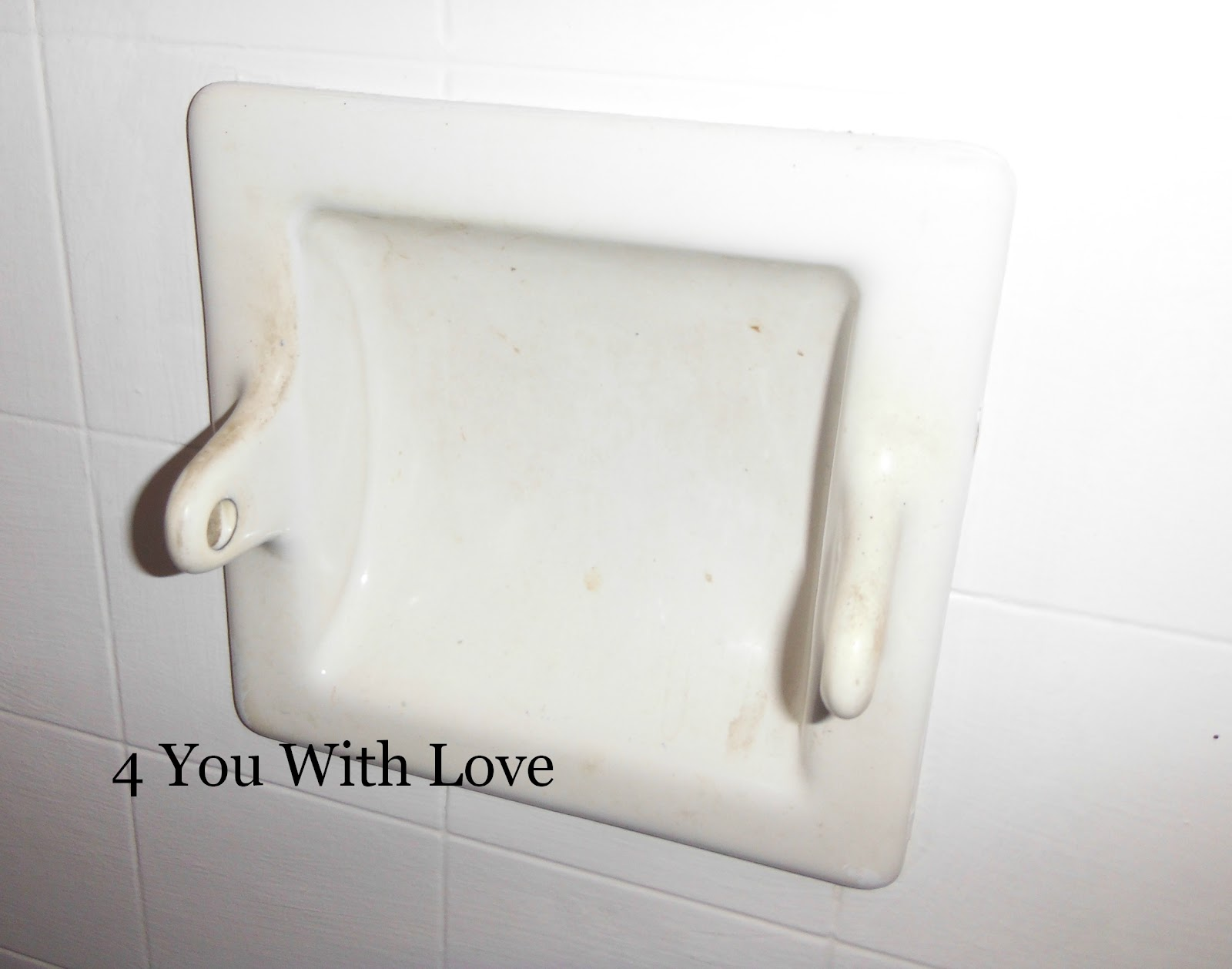 Painting Porcelain Bathroom Fixtures 4 You With Love