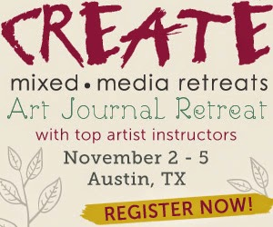 Create Art Journal Retreat