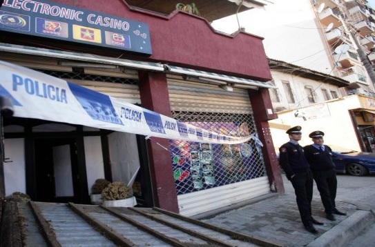 Robbery in Tirana: two Persons Raven a Casino