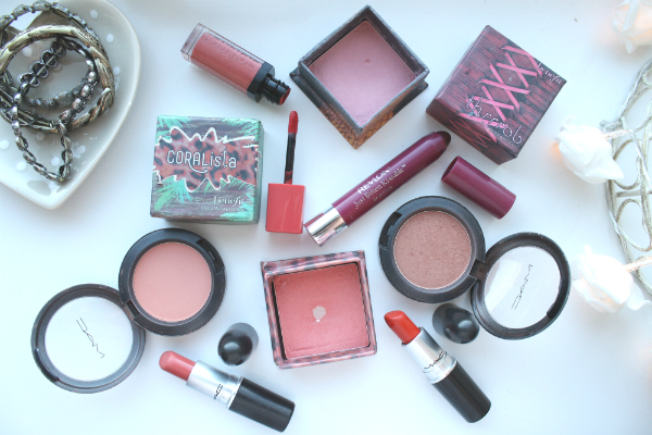 Lip & Blush combinations
