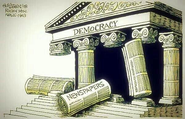 Sin periodistas no hay democracia