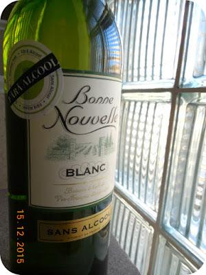 Bonne Nouvelle Blanc sans alcool
