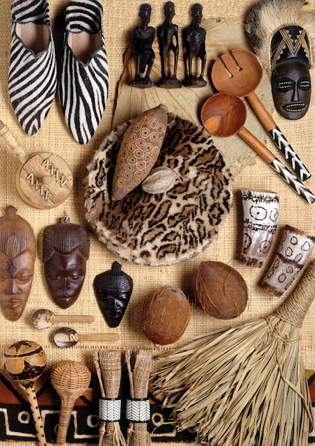 african_artifacts_1000_parça_ravensburger_puzzle