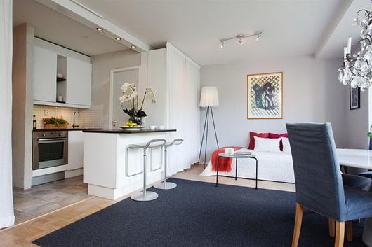 Inspiracije i savjeti za ure enje interijera beauty of interior desing ure enje garsonjera - Cucine per miniappartamenti ...