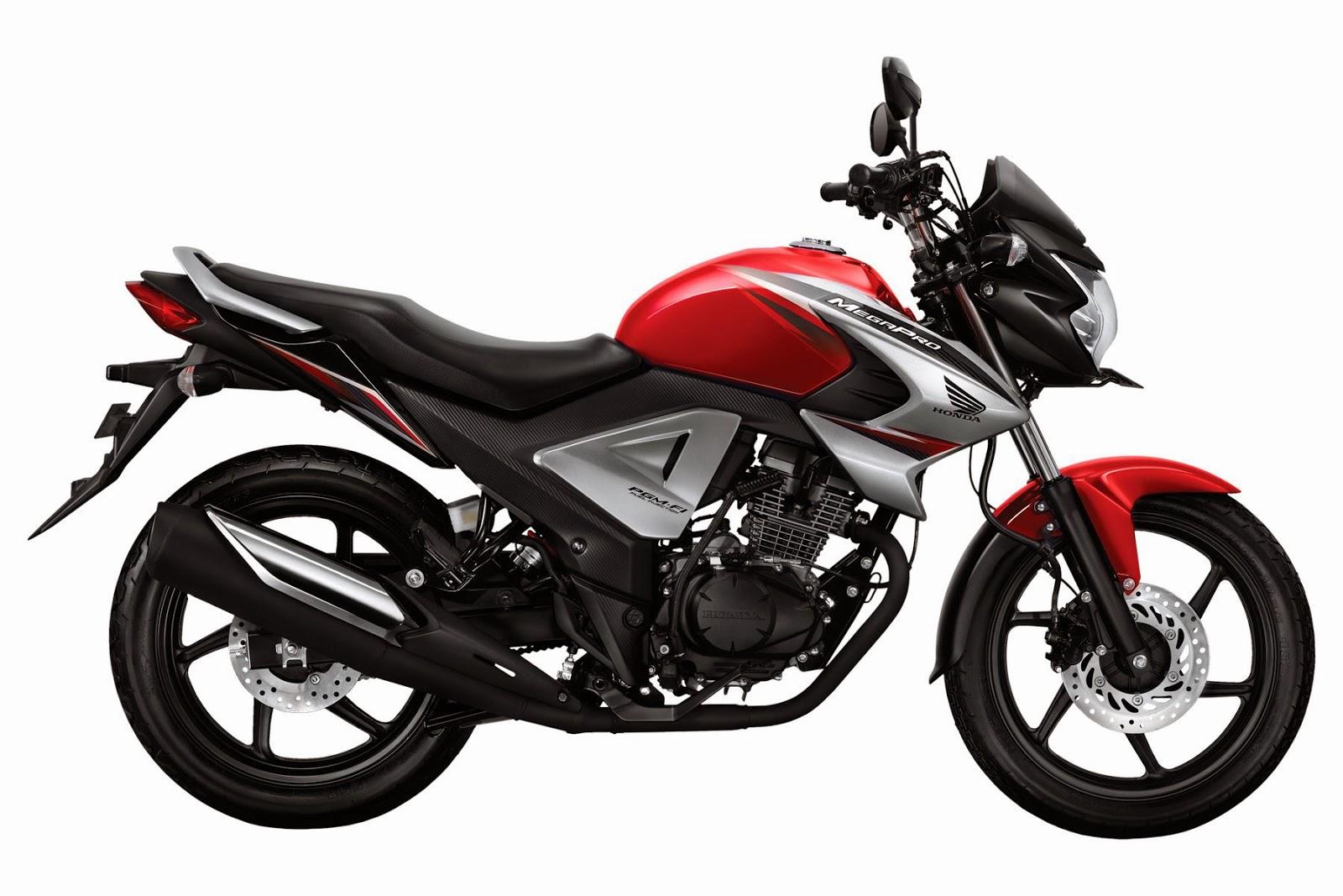 Yamaha Vixion Vs Honda Mega Pro