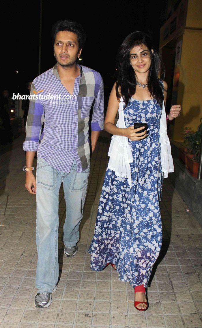 Ritesh Deshmukh And Genelia Dsouza Getting Married Guru Fashion