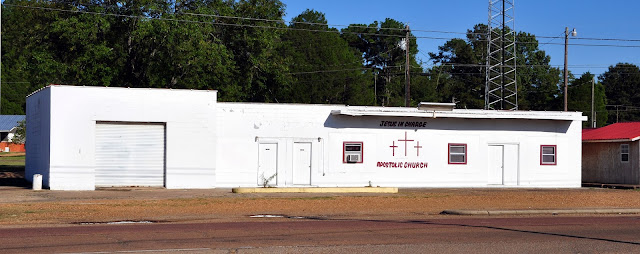 Apostolic Church Macon MS Hickory Ridge Studio