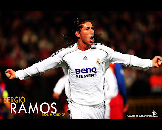 Sergio Ramos Wallpaper 2011 1