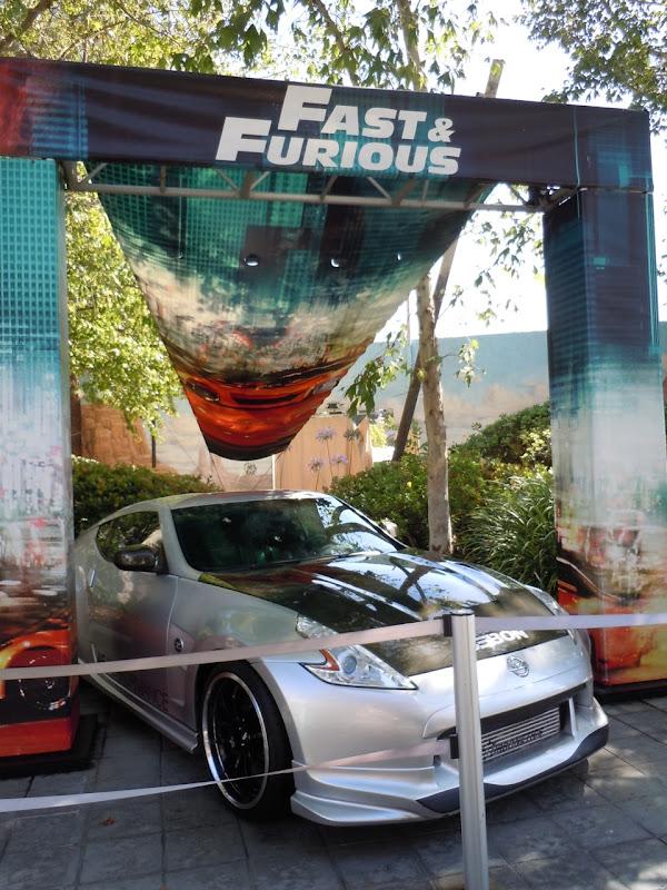 Fast Five Paul Walker's Nissan 370z