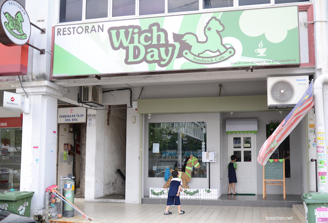 Wichday Cafe Connaught Cheras