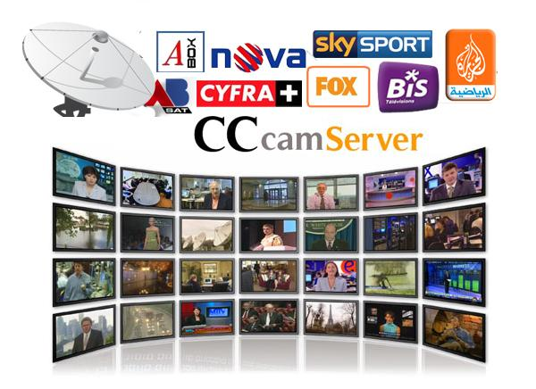 free servers cccam 27/07/2013