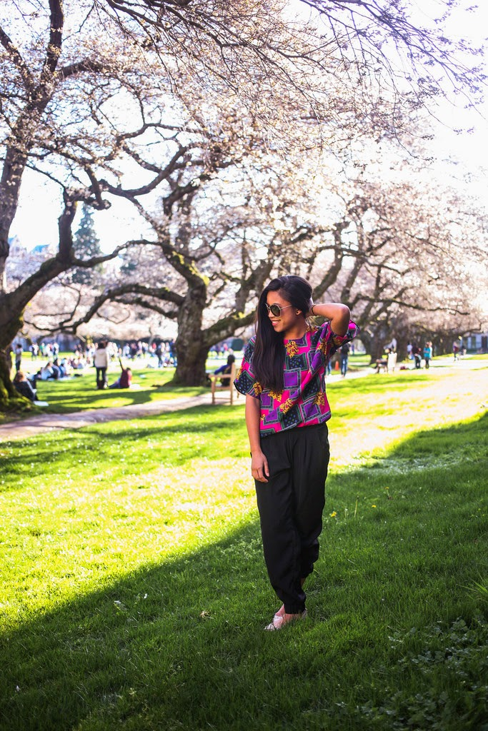 #MyCampusStyle: Spring is Here