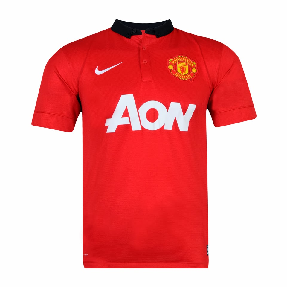 Jersey Baru Manchester United Paling Keren Berkerah
