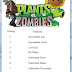 Trainer Plants vs Zombies v3.2 +12 Final Multi Features