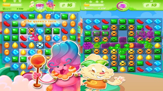 Candy Crush Jelly Saga Version 1 1 2 Mod Apk Download