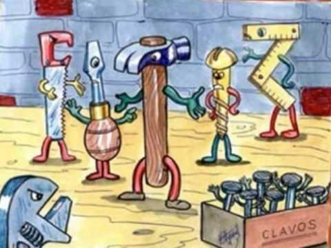 las herramientas de trabajo: