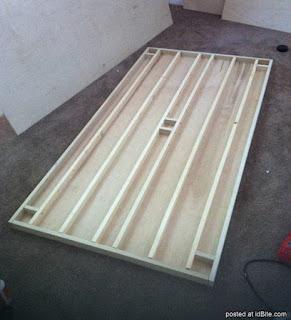 Trik Membuat Tempat tidur Melayang Sendiri