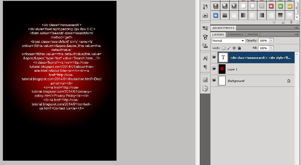 Tutorial Membuat Cover Book Dengan Photoshop