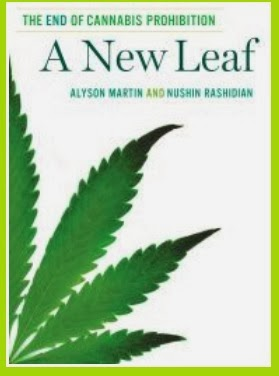 A New Leaf cover
