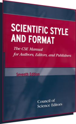 CSE Style Guide: The Manual of Scientific Style