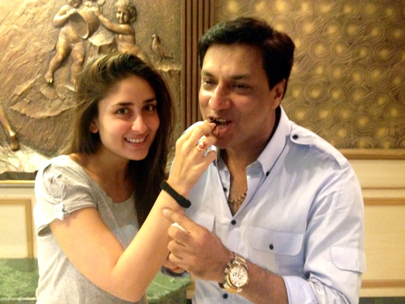Kareena Kapoor surprises Madhur Bhandarkar on his birthday