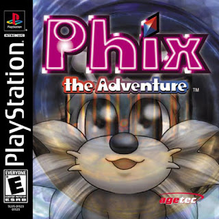 Download Adventure of Phix ps1 iso for pc full version free kuya028