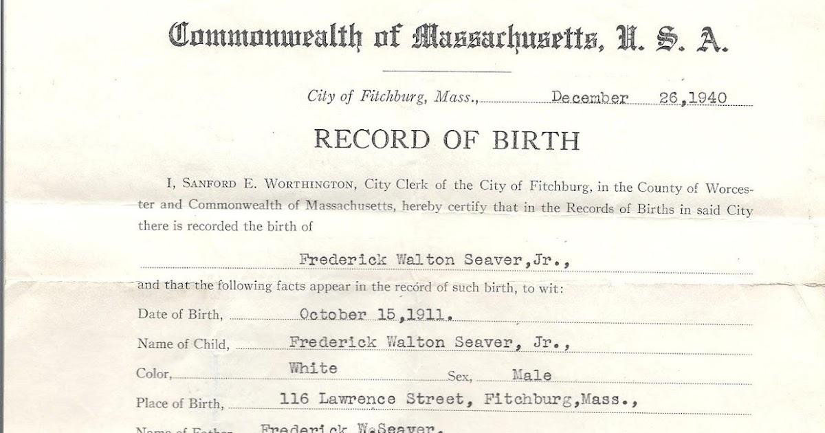 birth certificate 1983 fh
