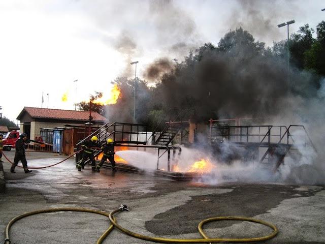 XXIV Jornadas Contra Incendios de Mapfre