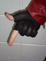 Dante Shooting Gloves inspired by Devil May Cry 4