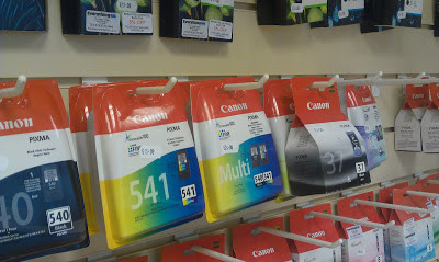canon ink cartridges for Joba1984