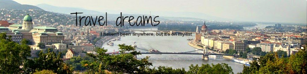 Travel dreams..