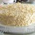 gâteau flocons à la vanille