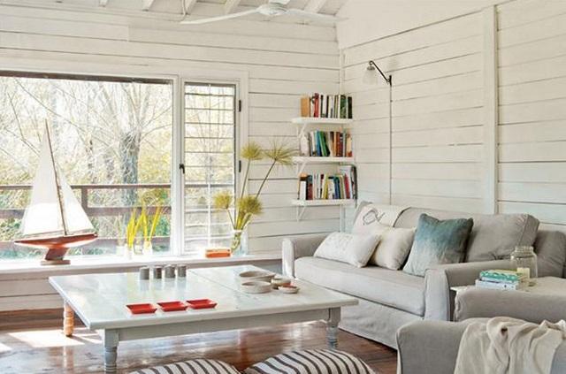 Elegir el piso o solado para el living y el comedor for Ideas para decorar living departamento