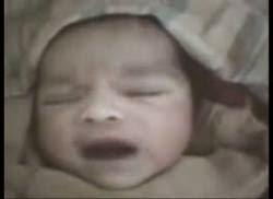 Video Baru Tiga Hari Lahir, Bayi Ini Bisa Sebut Nama Allah