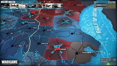 Wargame: AirLand Battle Screenshots 1