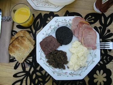 Scottish Breakfast... How I miss you!