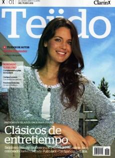 Revista ClarinX Tejido №1 2011
