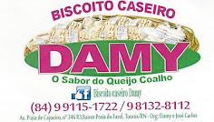 DAMY BISCOITO CASEIRO