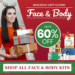 Face & Body Holiday Kits