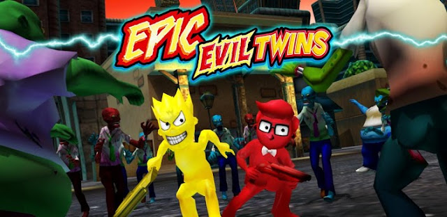 Epic Evil Twins v1.0 Mod (Unlimited Money) Apk