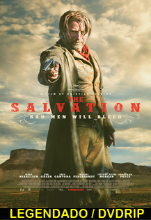 Assistir The Salvation Legendado 2014