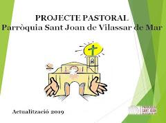 ACTUALITZACIÓ PROJECTE PASTORAL PARROQUIAL