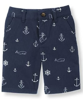 Janie and Jack spring 2014 seaside anchor collection