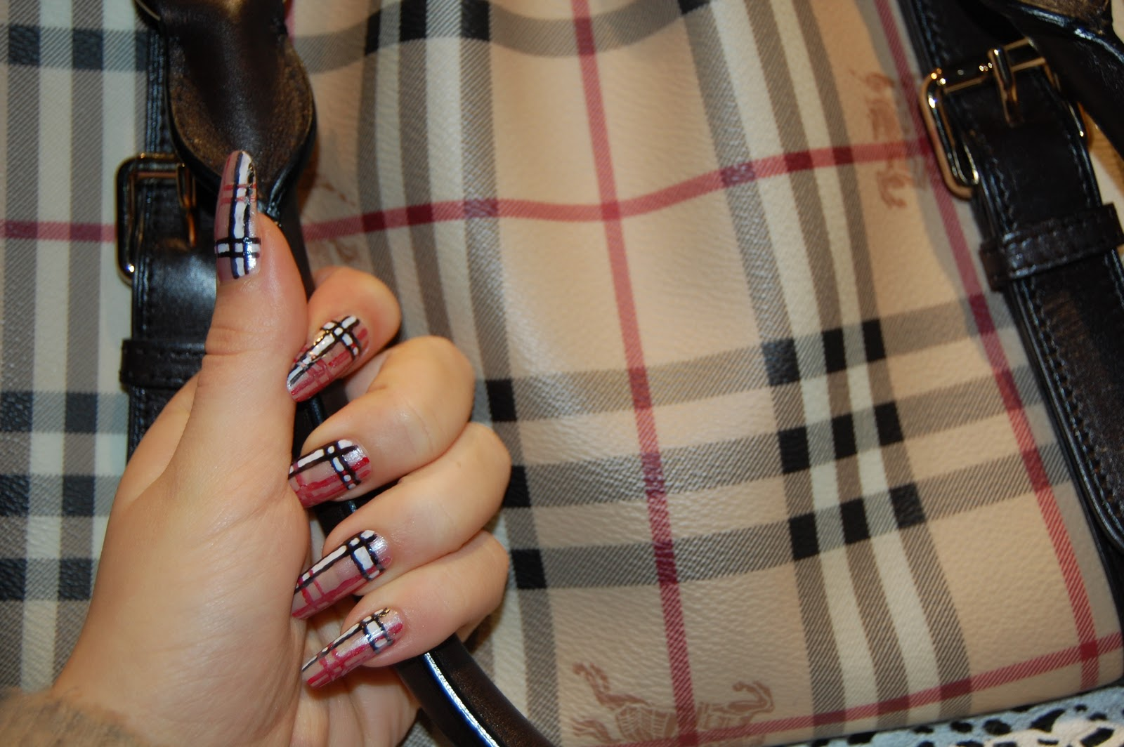 in the jungle of fashion: Nail Art #4 \